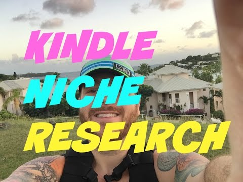 How to Find Profitable Kindle Niches on Amazon
