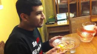 Eating Raw Egg - ZaidAliT (Dare)