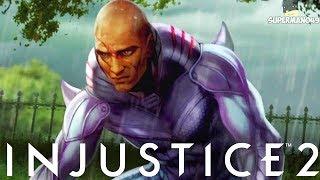 """Injustice 2: """"Black Manta"""" Ending! Classic Ladder Walkthrough - Injustice 2 Black Manta Story Ending"""