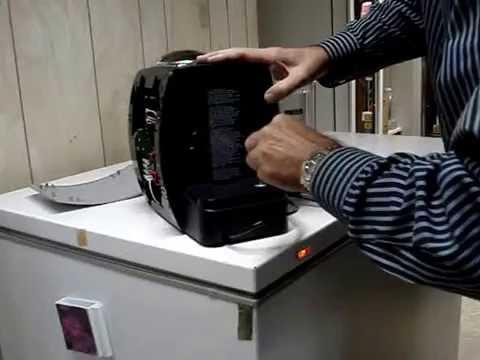 Comment enlever les cotés d'une Tassimo Bosch TAS46xxuc