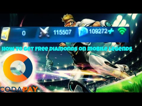 How to get Diamonds free on Codashop Mobile legends