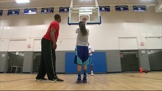 9 Year Old Girl Recruited for College Basketball