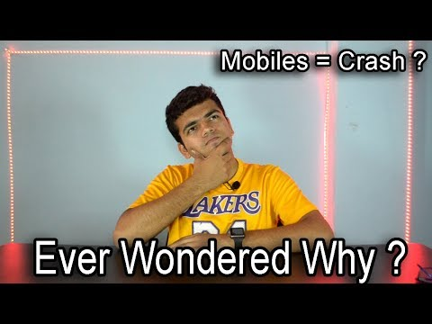 [Hindi] Why Can't We Use Mobile Phones On Aeroplanes ? Will They Crash A Plane ? Explained Easily !