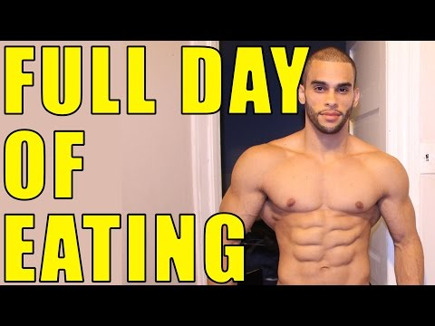 Full Day of Eating on 2000 Calories For Fat Loss