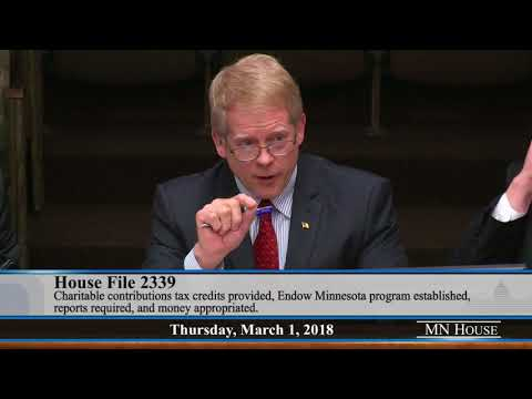 House Taxes Committee  3/1/18