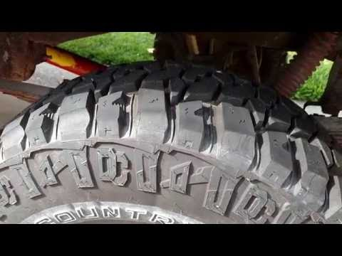 Dick Cepek Extreme Country Tire 1500 Mile Update