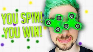 YOU SPIN! YOU WIN! | Spinz.io w/ Felix