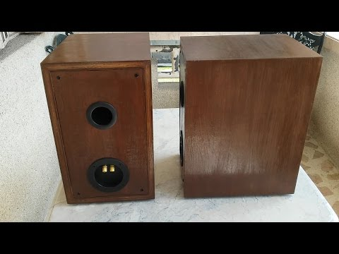 How to Build the Best DIY Bookshelf Speakers