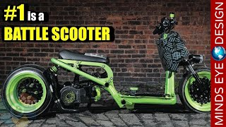 5 AWESOME SCOOTERS and E BIKES That Could Change How You Travel 5◄