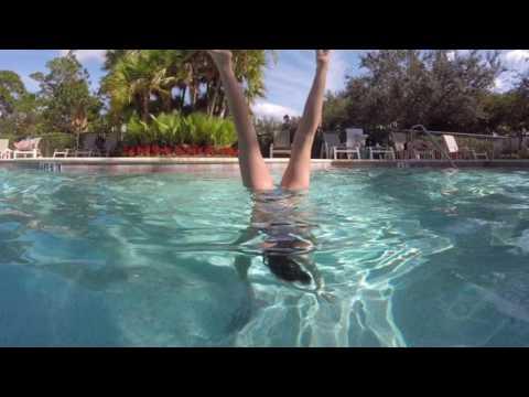 Florida Day 1 (pool)