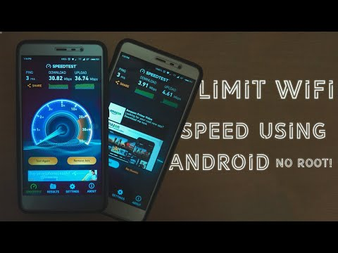 How To Limit WiFi Speed For Others Using Android Phone - Tp-Link .
