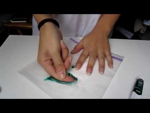 How To Color Silicone with Acrylic Paint