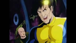 The X-Men vs. Mr. Sinister - X-Men Animated Series