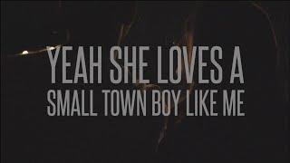 Dustin Lynch - Small Town Boy (Lyric Video)