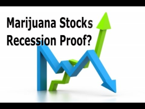 Are Marijuana Stocks Recession Proof? Will They Be Fine During a Market Crash?
