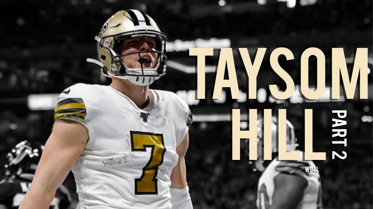 "Taysom Hill Career Highlights - Part 2: ""Joker"" ᵂᴰ⁴ᴸ"
