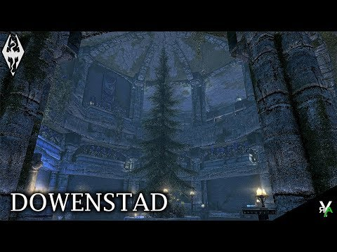 DOWENSTAD: Player Home!!- Xbox Modded Skyrim Mod Showcase
