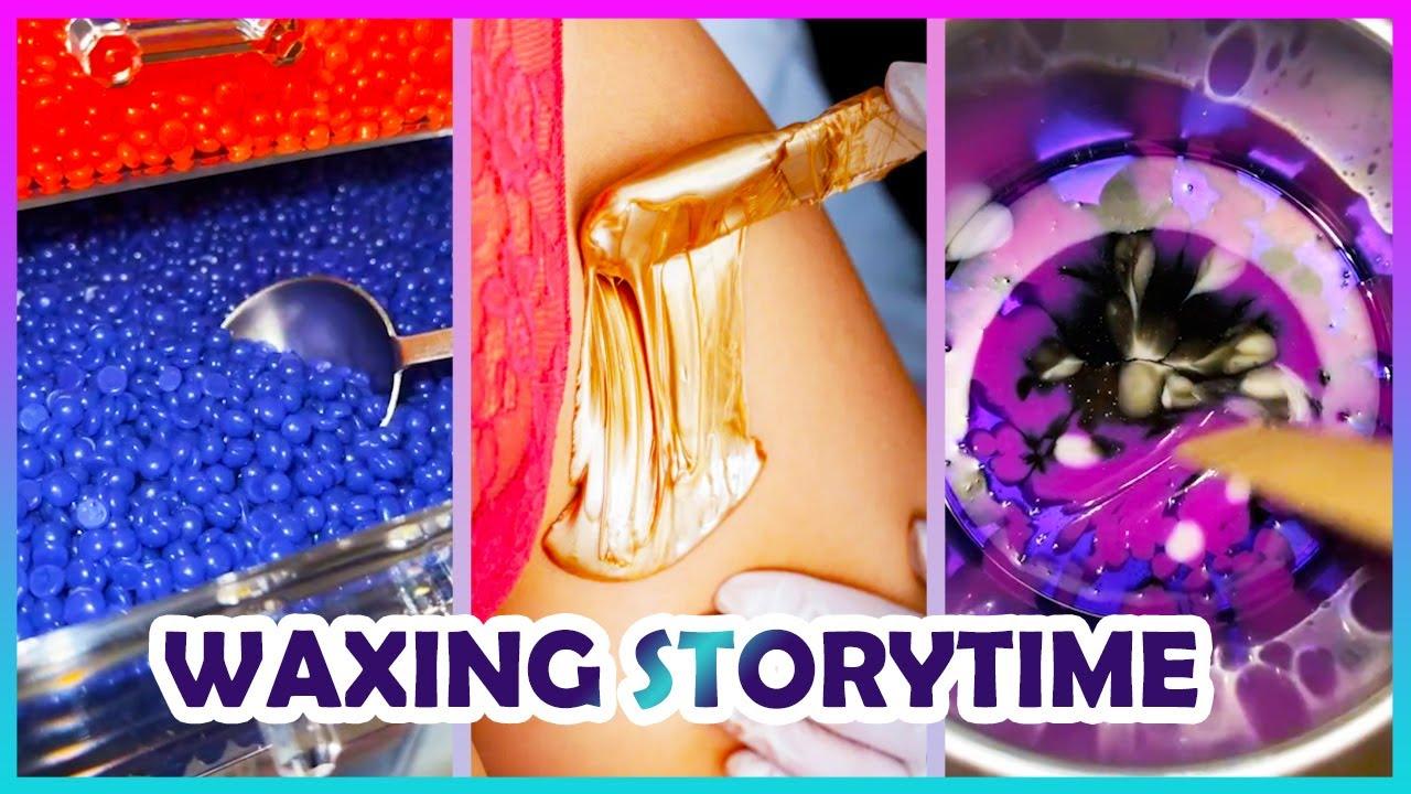 Satisfying Waxing Storytime ✨😲 Tiktok Compilation #17