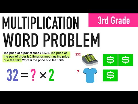 ✶PRACTICE WITH MULTIPLICATION WORD PROBLEMS