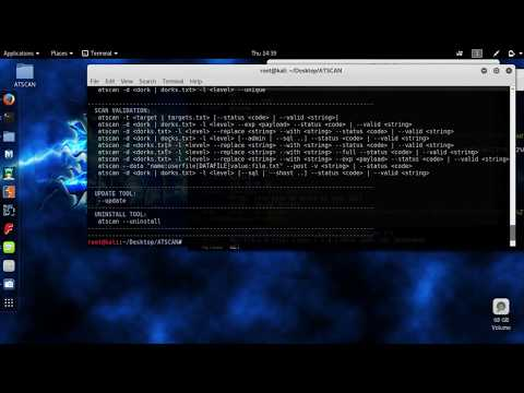 Atscan Scanner Linux
