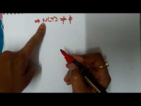 Null space of linear transformation in hindi   Linear algebra   The mathematics world