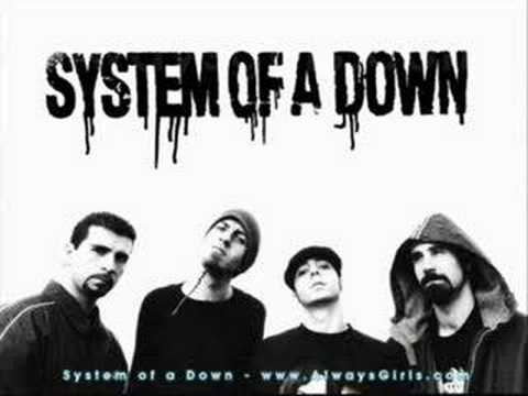System Of A Down - Pizza Pie