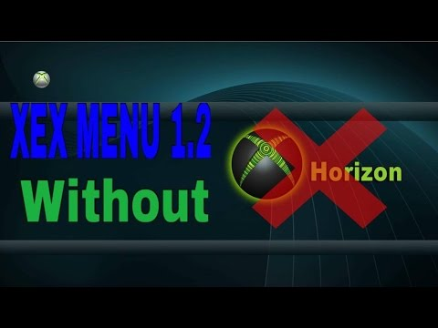 How to install Xex Menu without Horizon | RGH/JTAG