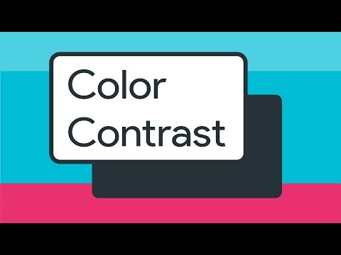 How to check for accessible colors -- A11ycasts #17