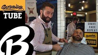 Beard Trimming Tips - Adam Gore #BARBEROLOGYTUBE