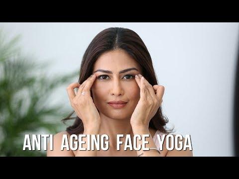 Anti Ageing Face Yoga