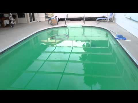 Help with green pool or the dreaded algae bloom...
