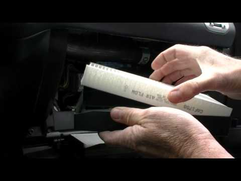 Replace Cabin Filter on Honda Civic