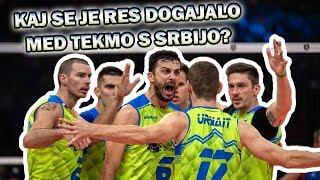 Kaj se je RES dogajalo med tekmo s Srbijo? | SINHRONIZACIJA