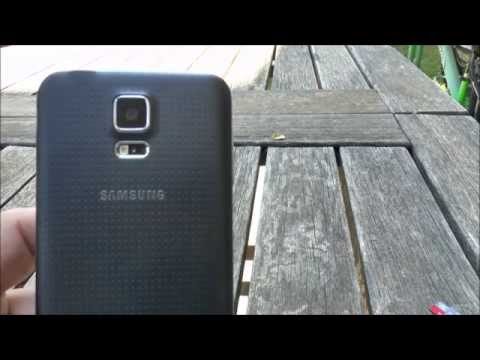 How to add Micro SD card to Samsung Galaxy S5
