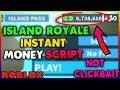 Download  Island Royale INSTANT MONEY SCRIPT CODES! [WORKING] [01-April-19] MP3,3GP,MP4