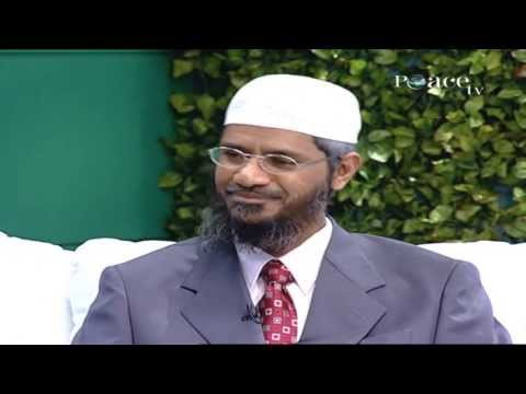 Fasting while undergoing menstruation or post natal bleeding | by Dr Zakir Naik