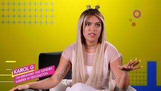 Karol G on Breaking Gender Barriers in Reggaeton