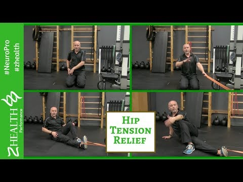 Hip Tension Relief