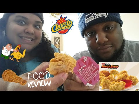 Church's Chicken Megabites Food Review