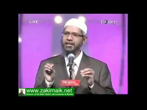 Zakir Naik Q&A-163  |    What relaxation Islam gives to Women during menstrual cycle