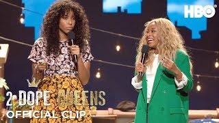 Was it Haunted?! | 2 Dope Queens | HBO