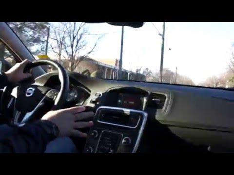 2015 Volvo V60 T5 Test Drive