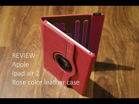 REVIEW - Apple iPad air 2 case review