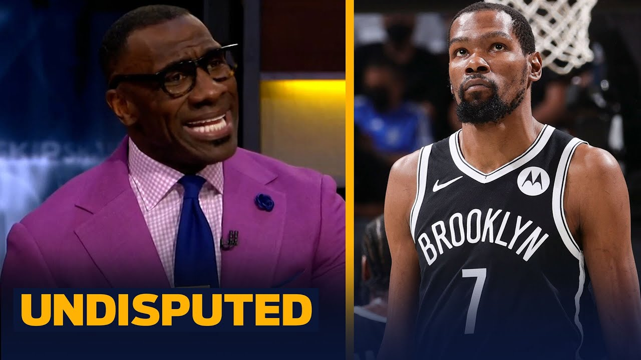 Skip & Shannon react to Scottie Pippen saying 'KD ain't LeBron' | NBA | UNDISPUTED