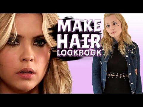 MAKE/HAIR/LOOKBOOK HANNA - PRETTY LITTLE LIARS