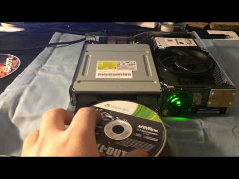Xbox 360 Slim Disc Reading Problems