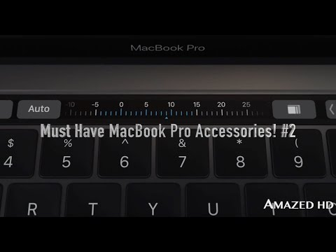 Must have MacBook Pro Accessories! (2016) #2