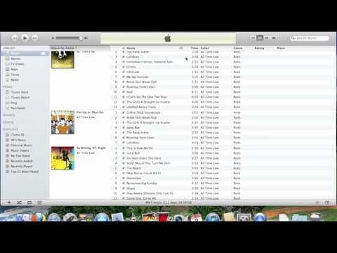 iTunes Match First Look