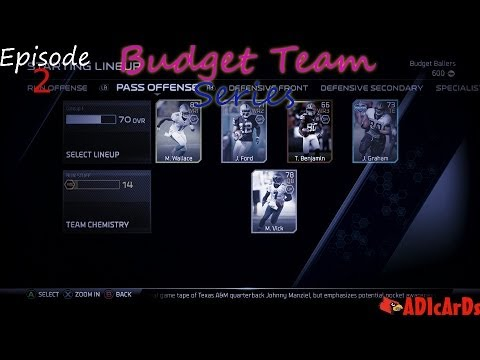 Madden 25 Ultimate Team | The Struggle for 5000 Coins + 3 New Players | MUT 25 Budget Team