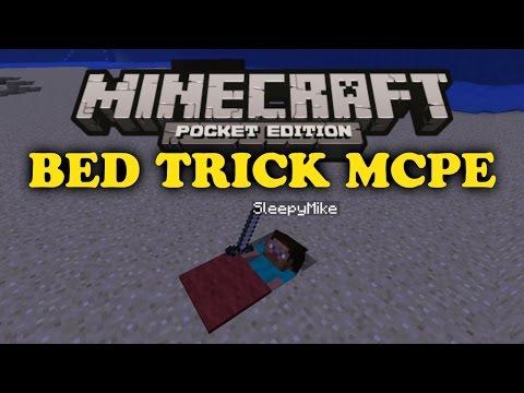 ✔ Bed Trick - Minecraft PE